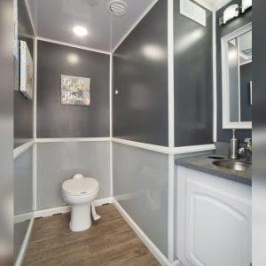 restroom suite portable restroom trailer