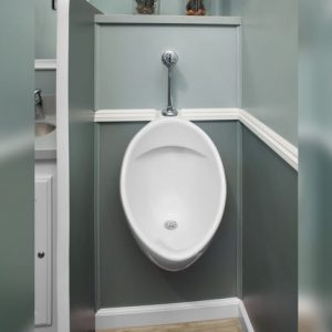 interior stall with urinal