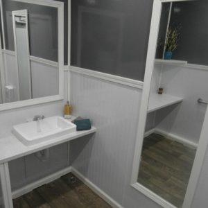 16 foot ADA Restroom