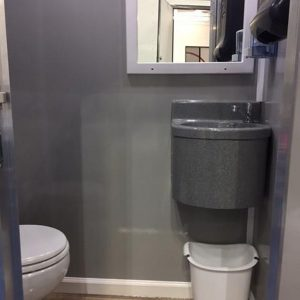 ADA Restroom Stall