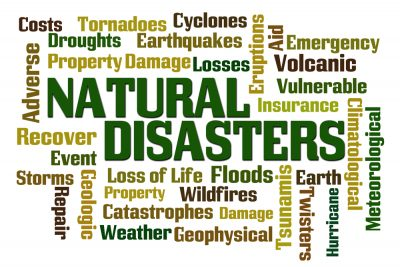 natural disasters in florida